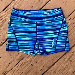Reebox | Spandex Yoga Volleyball Bootie Shorts